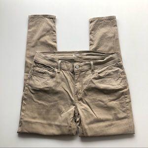 Levi's Jeans 710 Super Skinny Size: 30